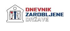 Dnevnik zarobljene države Logo